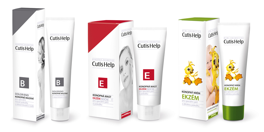 CutisHelp products